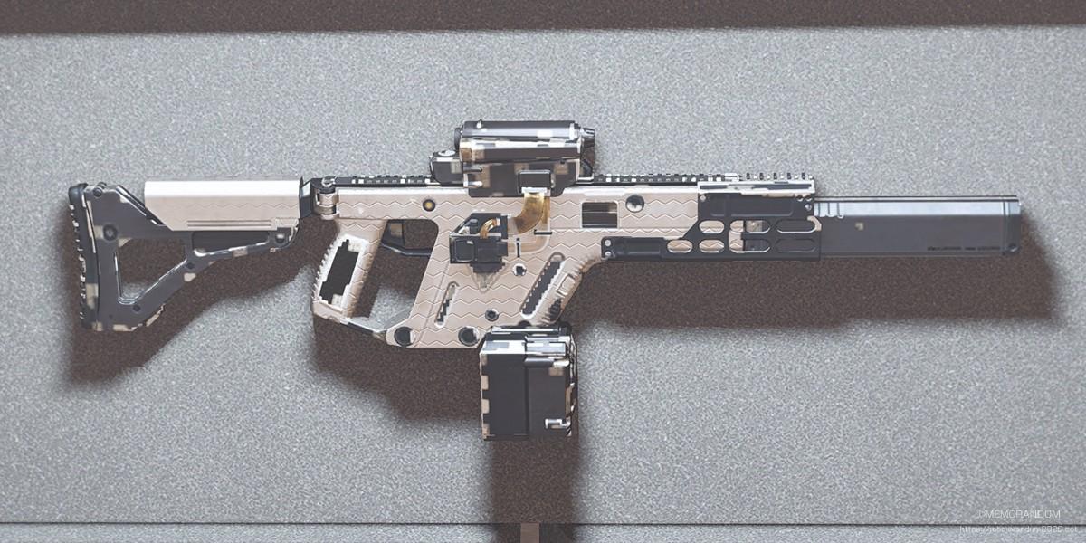 エキゾチック武器「カメレオン」