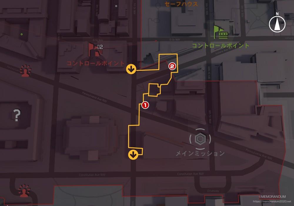 鍵MAP-フェデラルトライアングル1